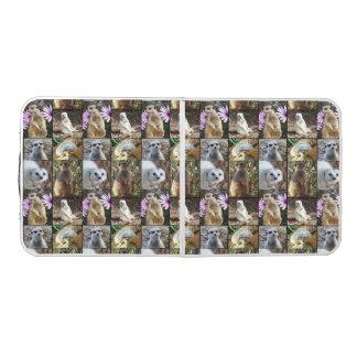 Collage de photo de Meerkat, Tableau en aluminium Table Beerpong