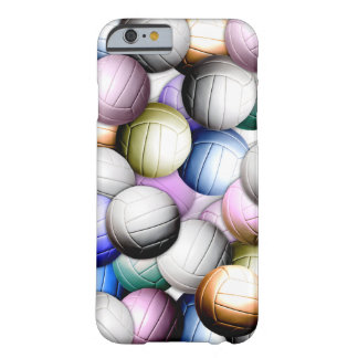 Collage de volleyball coque iPhone 6 barely there