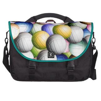 Collage de volleyball sacs ordinateur portable