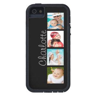 Collage fait sur commande de photo personnalisable coques Case-Mate iPhone 5
