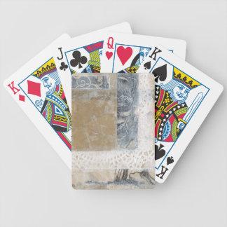 Collage II de dentelle Jeu De Cartes