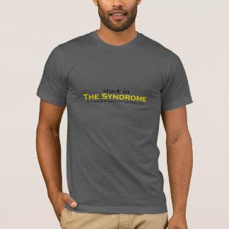 Collé dans le T-shirt de syndrome