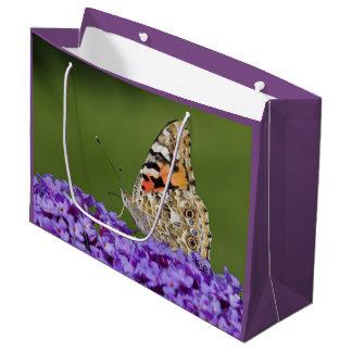 Collecte du sac de cadeau de nectar