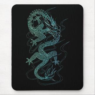 tapis de souris dragon asiatique. Black Bedroom Furniture Sets. Home Design Ideas