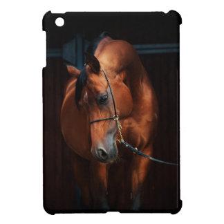 collection de cheval. baie Arabe Coque iPad Mini