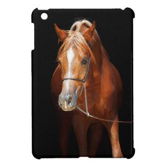 collection de cheval. rouge Arabe Coque Pour iPad Mini