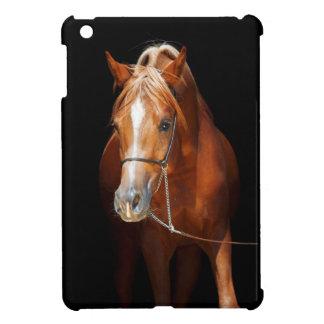 collection de cheval. rouge Arabe Coques Pour iPad Mini