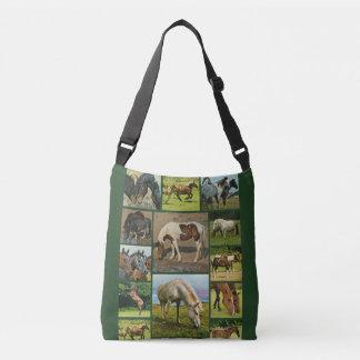 Collection de chevaux sauvages sac ajustable