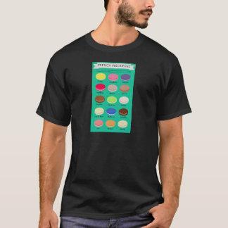 Collection de la joie de Baker : Français Macarons T-shirt