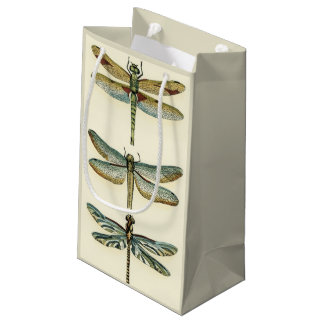 Collection de libellule par Chariklia Zarris Petit Sac Cadeau