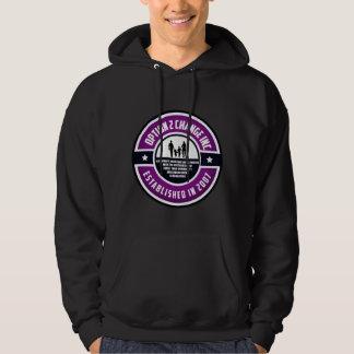 Collection de logo de signature de changement de veste à capuche