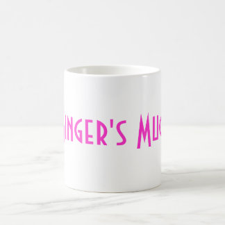 Collection de noms mug