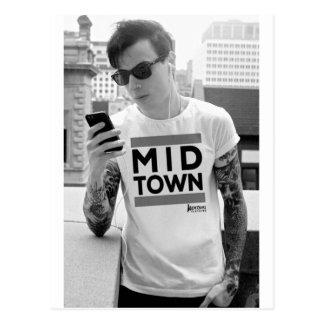 Collection de ville de Midtown par l'habillement Carte Postale