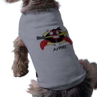 Collection drôle de chien t-shirt pour toutou
