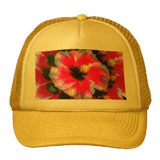 Collection hawaïenne de ketmie casquettes