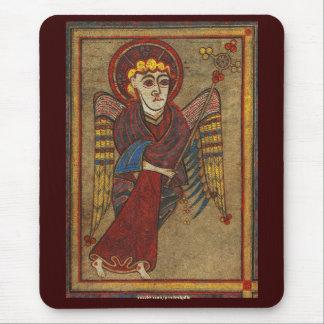 Collection médiévale et religieuse de beaux-arts tapis de souris