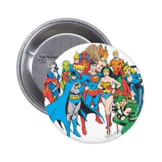 Collection superbe 2 de Powers™ Badge Rond 5 Cm
