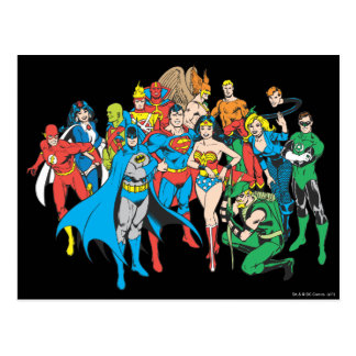 Collection superbe 2 de Powers™ Carte Postale