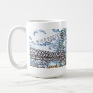 Collection urbaine de plat mug