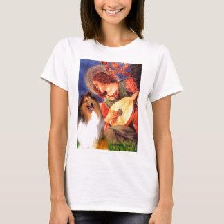Colley 1 - Ange de mandoline T-shirt