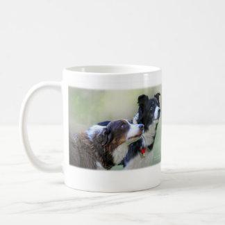 Colleys de frontière mug