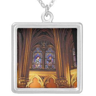 Collier Abaissez la chapelle de la La Sainte-Chapelle,