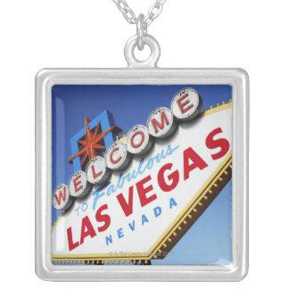 Collier Accueil vers Las Vegas fabuleux