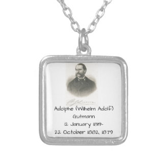 Collier Adolphe (Wilhelm Adolf) Gutmann