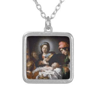 Collier Adoration des bergers du 17ème siècle