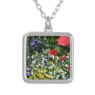 Collier Affichage floral 2