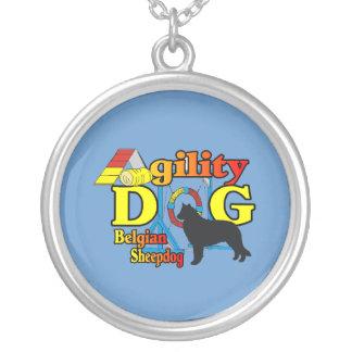 Collier Agilité belge de chien de berger