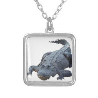 Collier Alligator réaliste