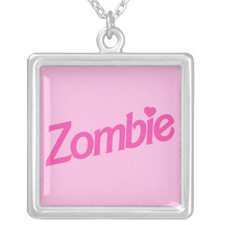 Collier amour de zombi