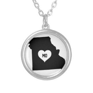 Collier Amour du Missouri