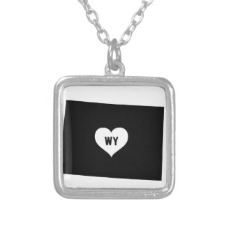 Collier Amour du Wyoming