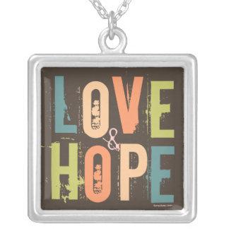 Collier Amour et espoir