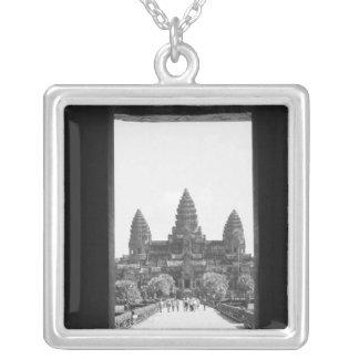 Collier Angkor vue 2 de porte de Cambodge, Angkor Vat