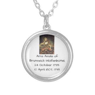 Collier Anna Amalia de Brunswick-Wolfenbuttel 1739