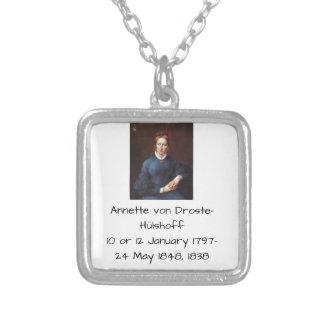 Collier Annette von Droste-Hulshoff 1838