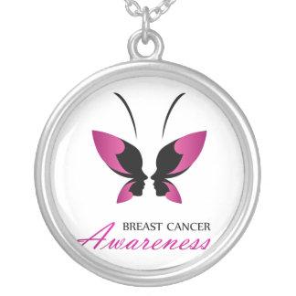 Collier Appui de conscience de cancer du sein