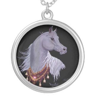 Collier Arabe de cheval d'exposition