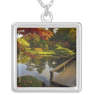 Collier Arborétum, jardin japonais, Seattle, Washington,