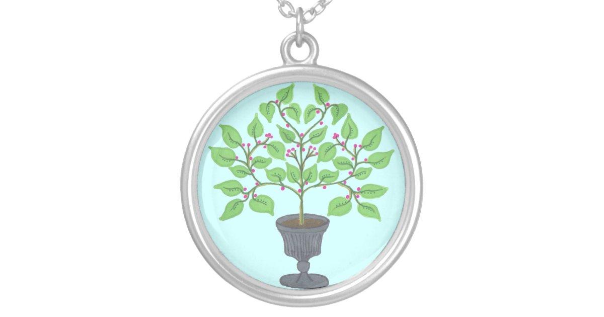 Collier arbre - Arbre a collier ...