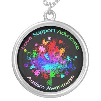 Collier Arbre d'autisme dans le spectre
