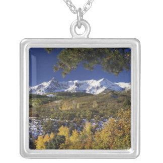 Collier Arbres de montagnes et d'Aspen de San Juan dans le
