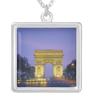 Collier Arc de Triomphe, Paris, France,