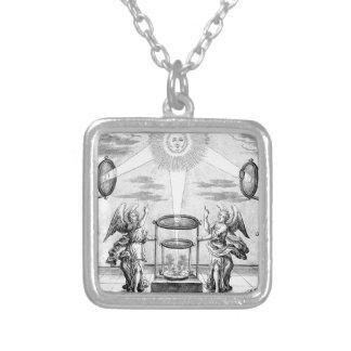 Collier Arcana divins de l'alchimie