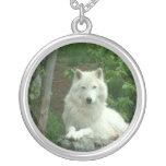 Collier arctique de loup