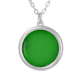 Collier Arrière - plan grunge vert