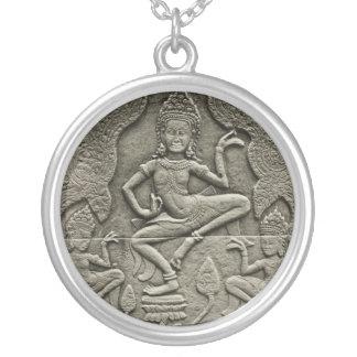 Collier Art cambodgien